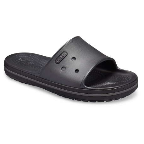 Obuv k bazénu (plážová obuv) CROCS-Crocband III Slide black/graphite