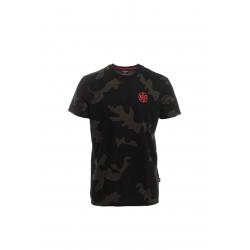 Pánske tričko s krátkym rukávom SAM73-Pánske tričko MT 751-500 black