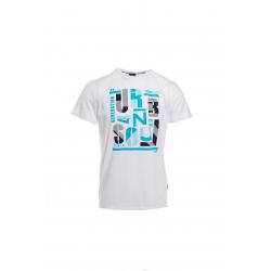 Pánske tričko s krátkym rukávom SAM73-Pánske tričko s krátkym rukávom-000