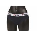Dámské kalhotky FILA-FU6043 WOMAN BRIEF 321-Blue -