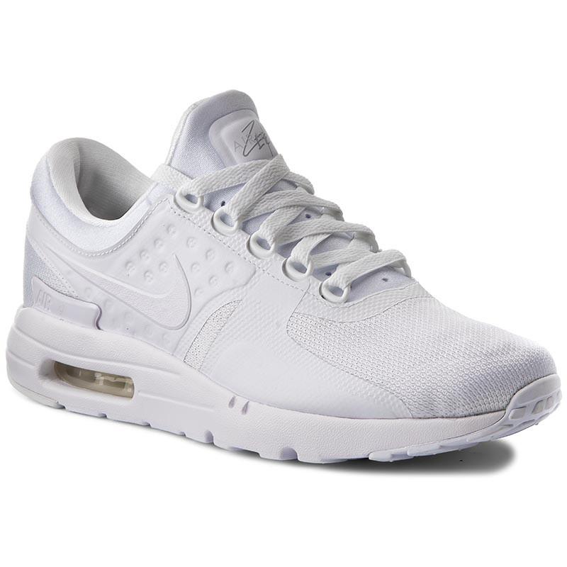 new arrivals 67446 3fecd Pánska rekreačná obuv NIKE-Air Max Zero Essential white/white/wolf Grey