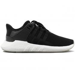 Pánska rekreačná obuv ADIDAS ORIGINALS-BZ0585 EQUIPMENT SUPPORT 93/17 Black