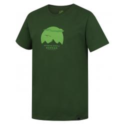 Pánske turistické tričko s krátkym rukáv HANNAH-RONDON-treetop