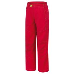 Dievčenské turistické nohavice HANNAH-TWIN JR PANTS-Rose red
