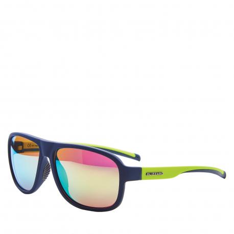 Športové okuliare BLIZZARD-Sun glasses PCSF705120, rubber dark blue, 65-16-135
