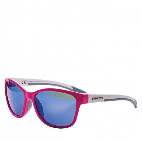 Sportovní brýle BLIZZARD-Sun glasses PCSF702120, pink shiny, 65-16-135
