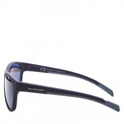 Športové okuliare BLIZZARD-PCSF701110, rubber black, 64-16-133