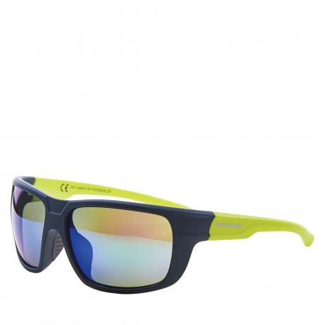 Sportovní brýle BLIZZARD-Sun glasses PCS708140, rubber dark green, 75-18-140