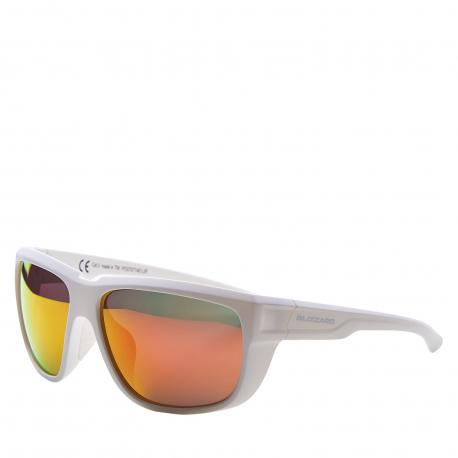 Športové okuliare BLIZZARD-Sun glasses PCS707140, white matt, 65-18-140