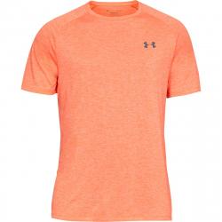 Pánske tréningové tričko s krátkym rukáv UNDER ARMOUR-UA Tech 2.0 SS Tee-ORG