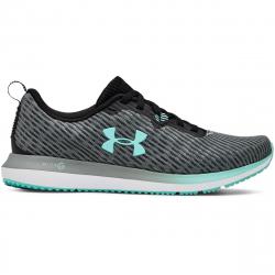 Dámska športová obuv (tréningová) UNDER ARMOUR-UA W Micro G Blur 2-BLK