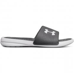 Pánska obuv k bazénu UNDER ARMOUR-UA M Playmaker Fix SL-GRY