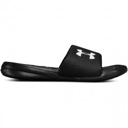Pánska obuv k bazénu (plážová obuv) UNDER ARMOUR-UA M Playmaker Fix SL-BLK