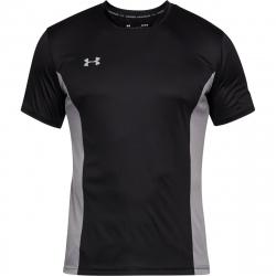 Futbalové tričko s krátkym rukávom UNDER ARMOUR-Challenger II Training Top-BLK