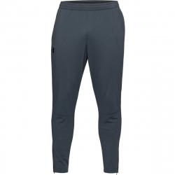 Pánske tréningové nohavice UNDER ARMOUR-SPORTSTYLE PIQUE TRACK PANT-GRY