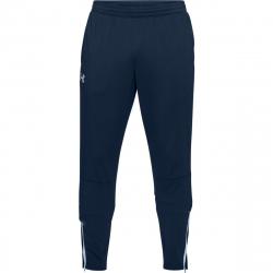 Pánske tréningové nohavice UNDER ARMOUR-SPORTSTYLE PIQUE TRACK PANT-NVY
