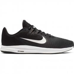 Pánska športová obuv (tréningová) NIKE-Downshifter 9 black/white-anthracite-cool gr