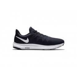 Pánska športová obuv (tréningová) NIKE-Quest obsidian/white-midnight navy
