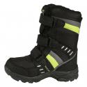 Chlapčenská zimná obuv vysoká AUTHORITY-RARON - Detské chlapčenské zimné čižmy, ktoré sa budú páčiť Vaším deťom už na prvý pohľad.