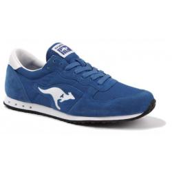 Rekreačná obuv KangaROOS-Blaze III -royal blue/white