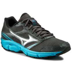 Dámska bežecká obuv MIZUNO-Wave Impetus 3 DarkSha/Silver/BlueAtol