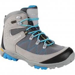 Juniorská turistická obuv střední TREZETA-CYCLONE JR WP GREY