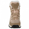 Dámska zimná obuv stredná AUTHORITY-FILONA beige - Dámska zimná obuv značky Authority v modernom dizajne.