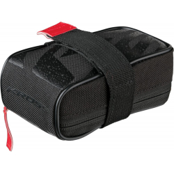 Cyklistická taška KROSS-Saddle bag BLACK Pro Team Saddle Bag BLACK