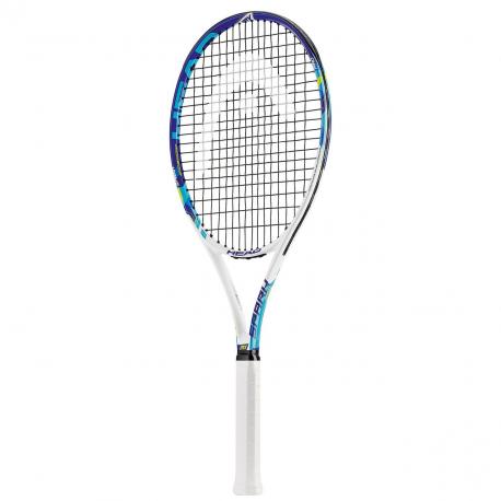 Tenisová raketa pro pokročilé HEAD-MX Spark Pro Blue 17