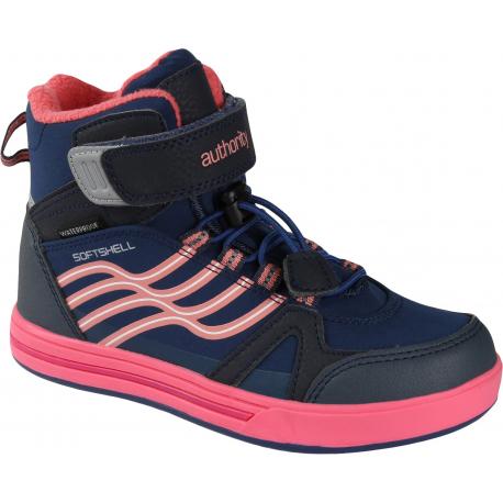 Dievčenská zimná obuv stredná AUTHORITY KIDS-Tery R