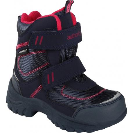 Dievčenská zimná obuv vysoká AUTHORITY KIDS-Gin R