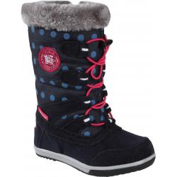 Dievčenská zimná obuv vysoká AUTHORITY-Mala M