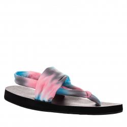 Dámske žabky (plážová obuv) CALIFORNIA BEACH-Cool pink
