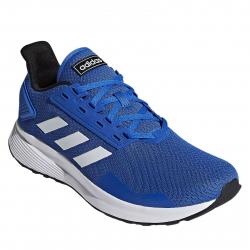 Pánská tréninková obuv ADIDAS CORE-Duramo 9 BLUE / FTWWHT / CBLACK