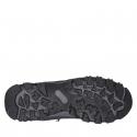 Dámska turistická obuv stredná BERG OUTDOOR-GROUSE BLUE SAPHIRE -
