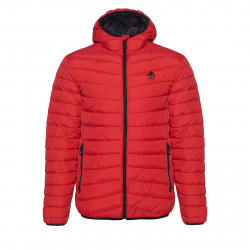 Pánska bunda BERG OUTDOOR-ASTRY RED