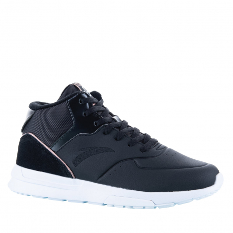 Dámska zimná obuv stredná ANTA-Adema black