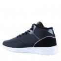Dámska zimná obuv stredná ANTA-Adema black -
