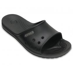 Obuv k bazénu (plážová obuv) CROCS-Crocband II Slide - Black/Graphite