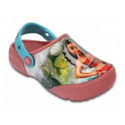 Dívčí rekreační obuv CROCS-Crocs FunLab Disney Viana K - Blossom
