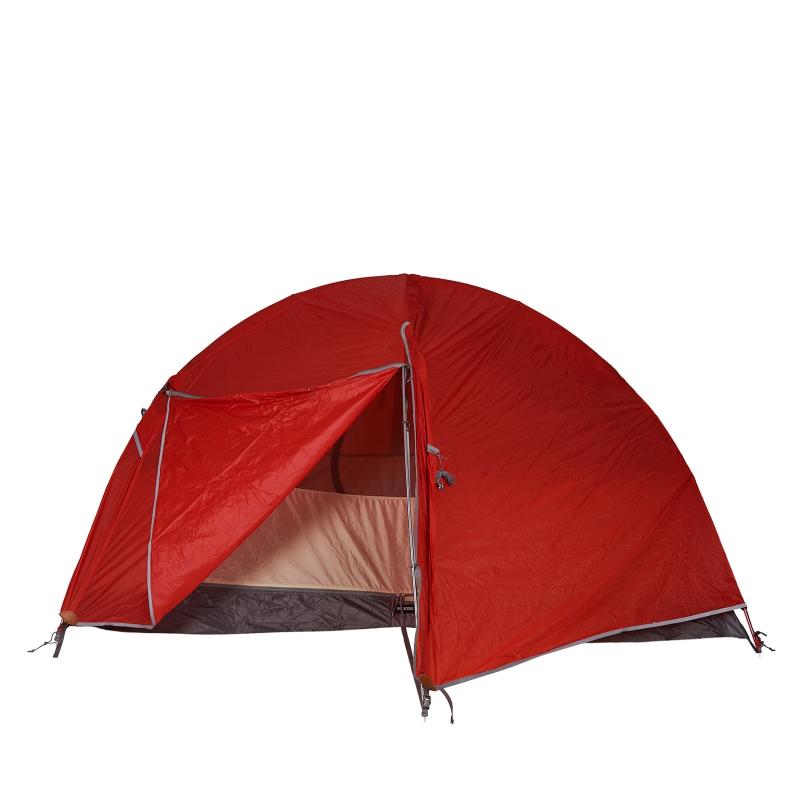 2 (dvojmiestny) outdoorový stan SEA PIE-Rock 200 maple red - Outdoorový stan značky SeaPie, v ktorom si užijete festival, či iné letné dobrodružstvá a výlety v prírode.