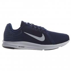 Pánska športová obuv (tréningová) NIKE-Downshifter 8 blue void/pure platinum-ashen