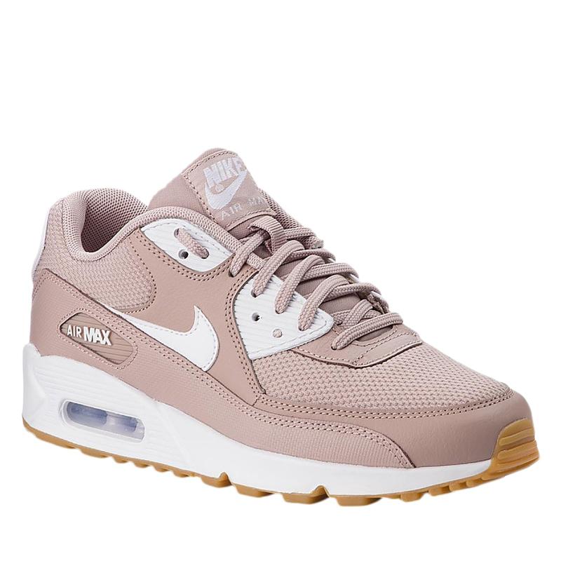 prodávající za horka hodnota za peníze nový design Dámská vycházková obuv NIKE-Womens Nike Air Max Shoe Diffused TAUPE /  WHITE-GUM LIGHT