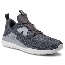 Pánska športová obuv (tréningová) NIKE-Renew Arena cool grey/dk grey-wolf grey-white