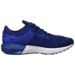 Pánska bežecká obuv NIKE-Air Zoom Structure 22 blue void/vast grey-gym blue