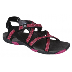 Dámske sandále HANNAH-Fria lady beaujolais