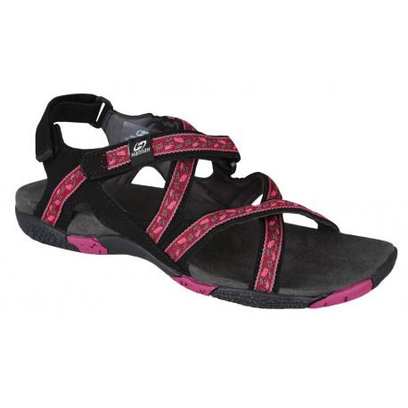 Dámské sandály HANNAH-Fria lady beaujolais