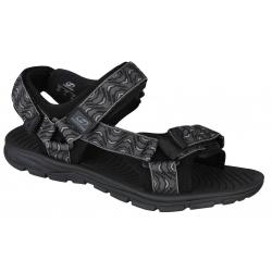 Pánske sandále HANNAH-Feet pewter