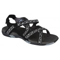 Dámske sandále HANNAH-Fria lady anthracite