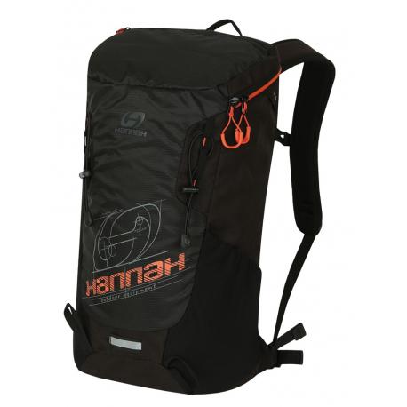 Turistický batoh HANNAH-Raven 28 anthracite/orange